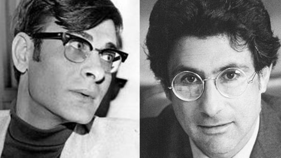 Mahmoud Darwish and Edward Said remain relevant to the conflict of the Arab world till date.(HT photo)
