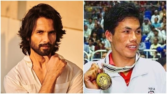 Shahid Kapoor took to Twitter to share a message on Dingko Singh's death.