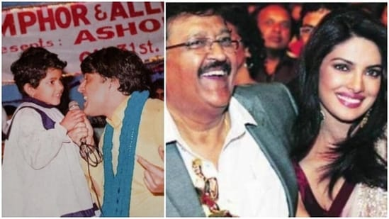 Priyanka Chopra remembered her father late Ashok Chopra.