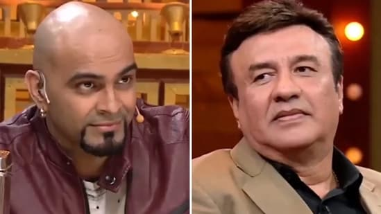 Raghu Ram once asked Anu Malik if he was guilty of stealing any tunes.