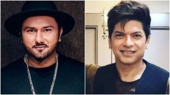 Singer Shaan said that he once didn't recognise Yo Yo Honey Singh at a party.