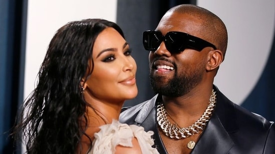 Kim Kardashian opens up about her marriage with Kanye West. (REUTERS)
