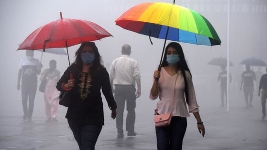 IMD has forecast heavy to very heavy rains over the coming days in several states of the country. (. Deepak Sansta/HT Photo)
