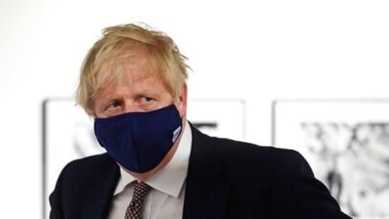 Britain's Prime Minister Boris Johnson.(AP)