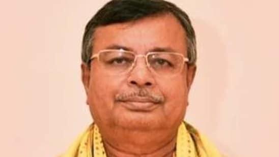 File photo: Tripura education minister Ratan Lal Nath. (Twitter/@RatanLalNath1)