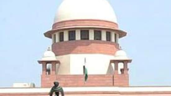 The Supreme Court. (HT archive)(HT_PRINT)