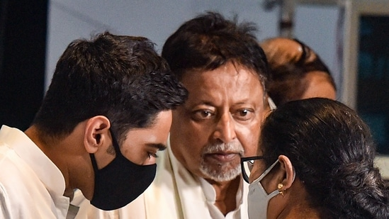 Mukul Roy's departure from BJP has created as much noise as his entry into the national party. His son Subhranshu, a former legislator, also returned to the Trinamool fold. (PTI)