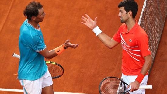 Rafael Nadal Vs Novak Djokovic Head To Head A Look Through Their Rivalry Ahead Of Their French Open 2021 Semi Finals Tennis News Hindustan Times