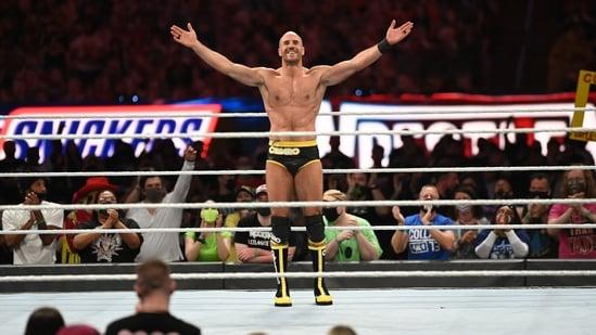 Cesaro.(WWE)