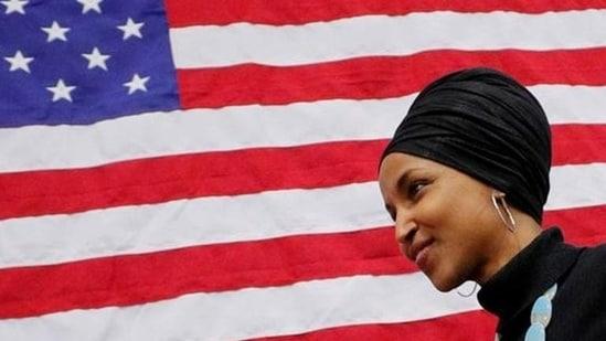 US Representative Ilhan Omar (Reuters File Photo)