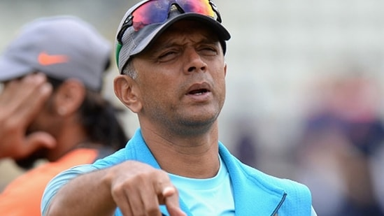 Rahul Dravid has been at the forefront of Indian cricket's development. (Getty Images)