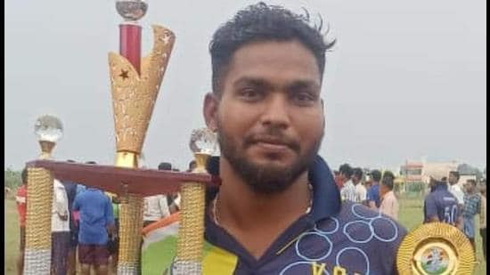 Raghul Gandhi, a Kabaddi player from Puducherry, developed acute liver failure and he was brought to MGM Healthcare in a comatose stage two days after being diagnosed with the disease. (Sourced)