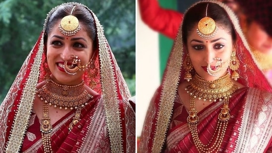 Yami Gautam makes for a stunning bride in these new photos from her wedding.
