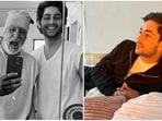 Amitabh Bachchan's grandson Agastya Nanda is back on Instagram.