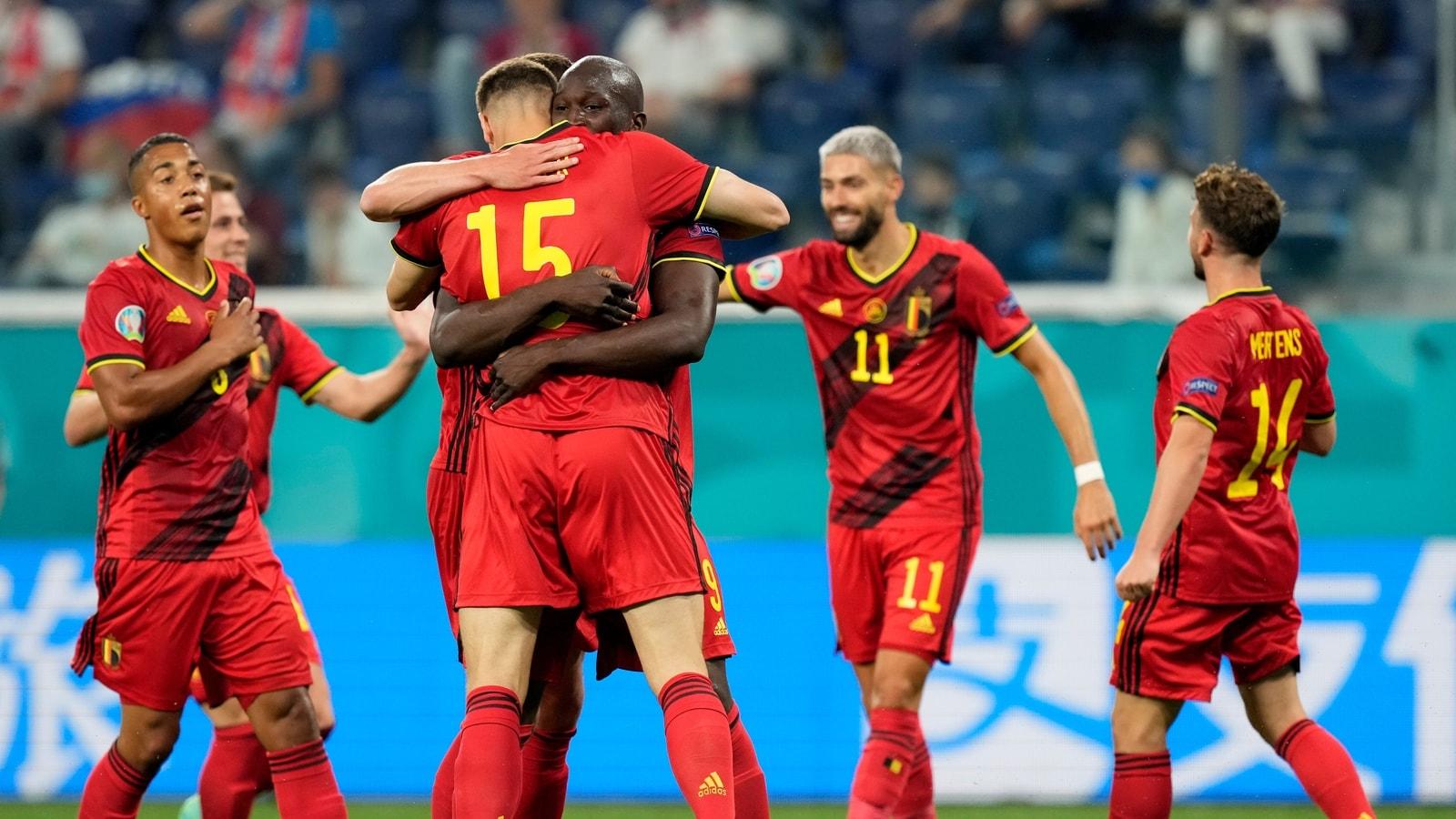 UEFA Euro 2020 Belgium vs Russia Highlights: Lukaku stars in Belgium's 3-0 win over Russia