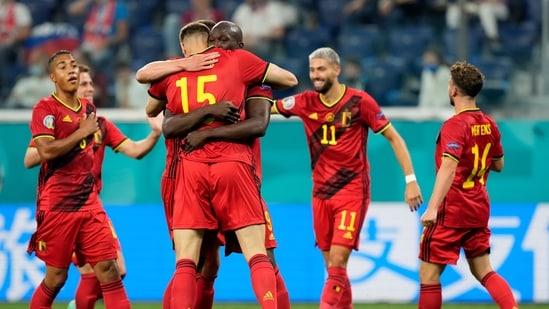 Belgium vs Russia, Euro 2020 Highlights.