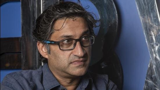Oscar winning director Asif Kapadia finds the global pandemic situation very complicated. (Aalok Soni/HT PHOTO)