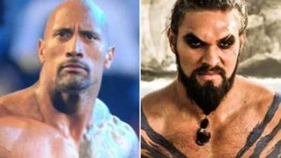 Jason Momoa and Dwayne Johnson have been friends for almost 20 years.