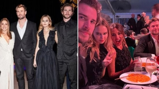 Liam Hemsworth and model Gabriella Brooks have been dating since 2019.