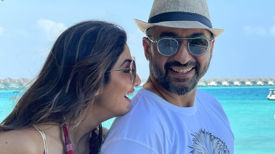 Shilpa Shetty and Raj Kundra have been married for 12 years.