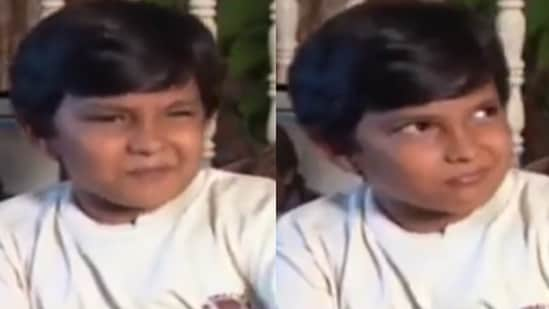 Indian Idol 12: Watch 8-year-old Aditya Narayan revealed his dream of  becoming a popular singer - Hindustan Times