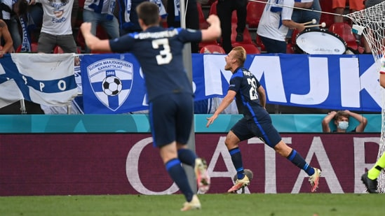 Denmark vs Finland, Euro 2020 Highlights