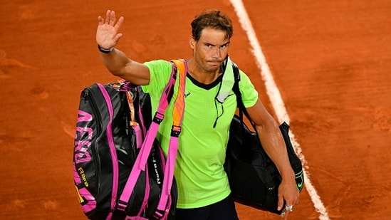 It was only 13-time champion Nadal's third defeat at the French Open.