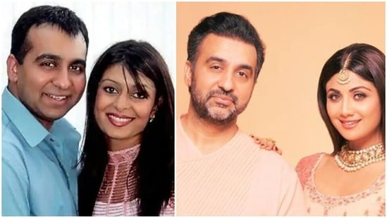 Raj Kundra has said that ex-wife Kavita's interview about Shilpa Shetty had upset the actor.