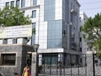 The decision to pay entire fee for the remainder of the sessions of those students who lost a parent to Covid-19 was taken at the finance committee meeting of AKTU held on Saturday.(Sunil Ghosh/HT File Photo)