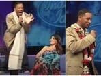 Will Smith appeared as guest on Indian Idol in 2006.