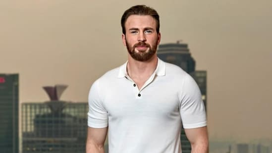 When Chris Evans spoke about his spiritual connection with India: 'I spent  three weeks in Rishikesh' | Hollywood - Hindustan Times