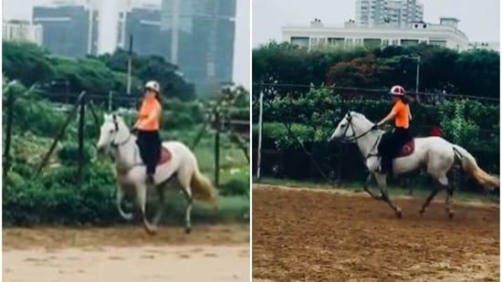Kangana Ranaut did many horse-riding scenes in Manikarnika: The Queen of Jhansi.