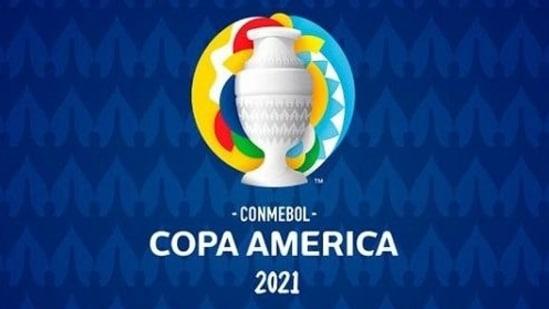 Copa America 2021 logo.(Twitter)