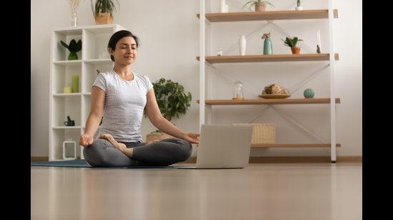 Start by doing some Pranayama suggests Kamal (Shutterstock)