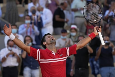 French Open 2021 Final Highlights, Novak Djokovic vs Stefanos Tsitsipas