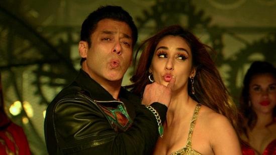 Salman Khan and Disha Patani worked together in Radhe.