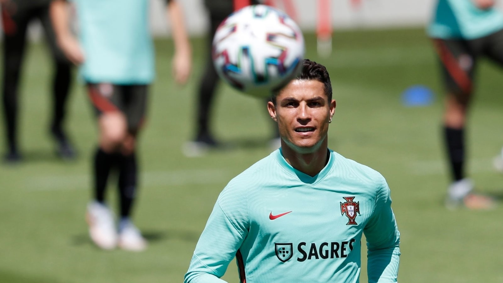 Euro 2020 Hungary Vs Portugal Preview Ronaldo Begins Quest For World Record Football News Hindustan Times