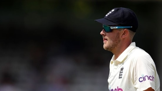 England's Ollie Robinson: File photo(Action Images via Reuters)