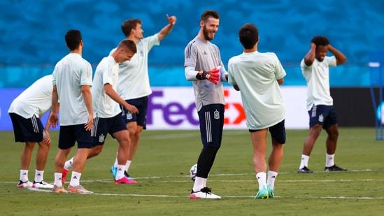 Spain vs Sweden, Euro 2020 Live Streaming(REUTERS)
