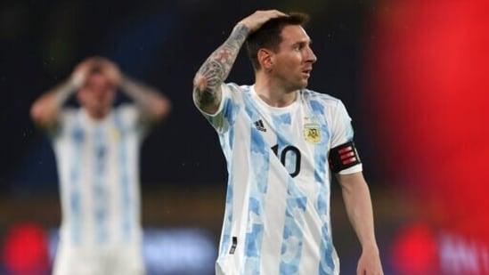 Argentina's Lionel Messi: File photo(AP)