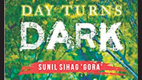 Cover of the book by author Sunil Sihag 'Gora'.