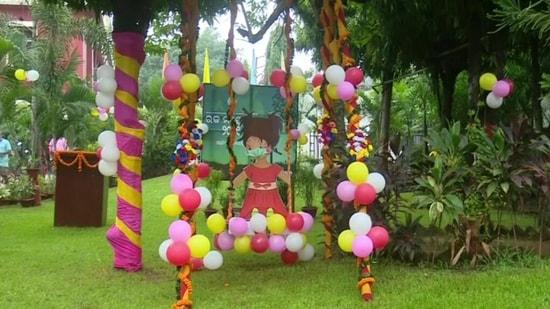 Odisha's Raja Parba, a 3-day festival celebrating womanhood started from Monday. (ANI)