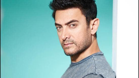 Actor Aamir Khan played the iconic character called Bhuvan in Ashutosh Gowarikar's cult film, Lagaan (2001). (Photo: Avinash Gowarikar)