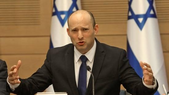 Israel's new prime minister Naftali Bennett. (File Photo)