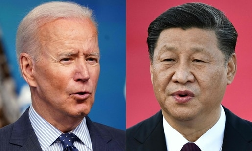 """At the G7 summit, US president Joe Biden even asked Beijing to """"start acting more responsibly in terms of international norms on human rights"""". (File Photo)"""