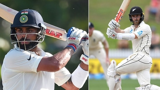 Virat Kohli and Kane Williamson are two of the best.(Getty Images)