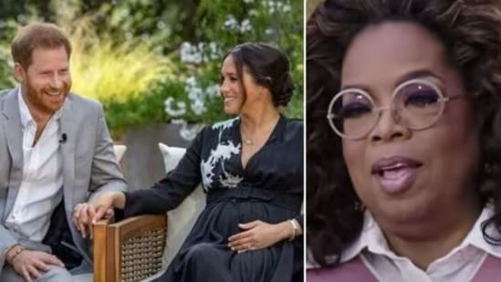 Prince Harry and Meghan Markle, in their tell-all interview with Oprah Winfrey, spoke on racism and mental health.