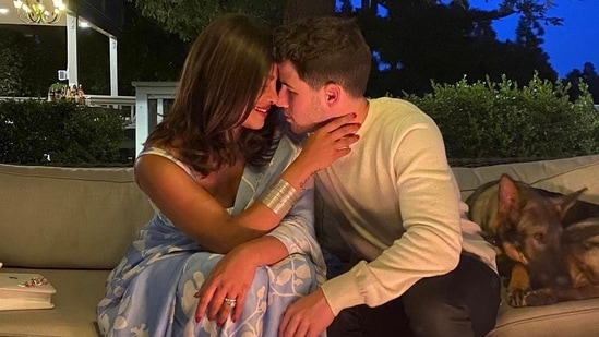 Priyanka Chopra and Nick Jonas are in two different continents at the moment.