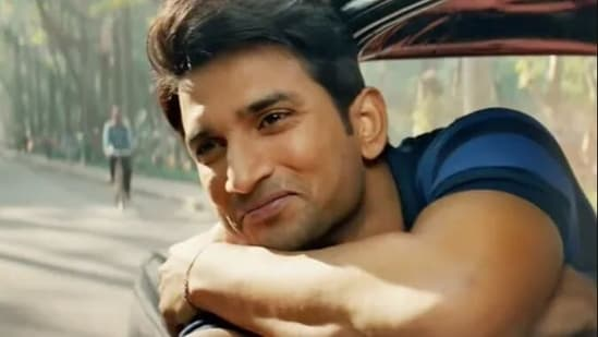 Sushant Singh Rajput in a still from Chhichhore.