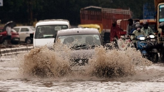 """The Bengaluru IMD director said, """"Bengaluru is very likely to experience light to moderate rainfall during the next two days.""""(ANI file photo. Representative image)"""